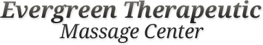 Evergreen Therapeutic Massage Center, Logo